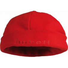 Imhoff microfleece bonnet red